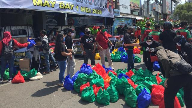 Melihat Gerakan Aksi Sosial Para Buruh saat Peringatan May Day (346858)