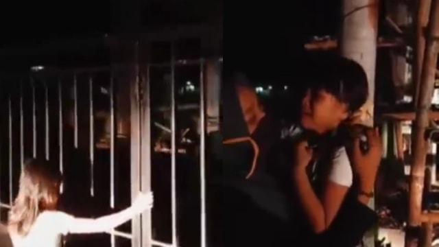 Viral Bocah di Probolinggo Nangis Tengah Malam Datangi Sekolah karena Kangen (166544)