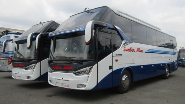 Ini 7 PO Bus yang Masih Setia Layani Jalur Selatan Pulau Jawa (233049)