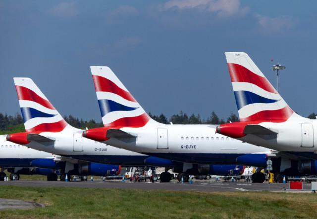 Bandara di Inggris Pasang Kamera Canggih untuk Deteksi Gejala Virus Corona (28168)