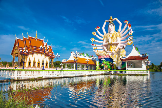 Thailand Sambut Wisatawan Seluruh Dunia, ini Syarat Ajukan Visa Turis untuk WNI  (164919)