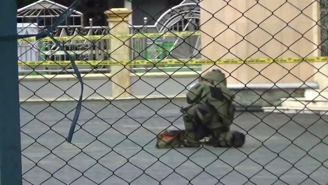 Pelaku Penaruh Bom Palsu di Masjid di Kalteng Terancam Pidana 10 Tahun Penjara (286097)