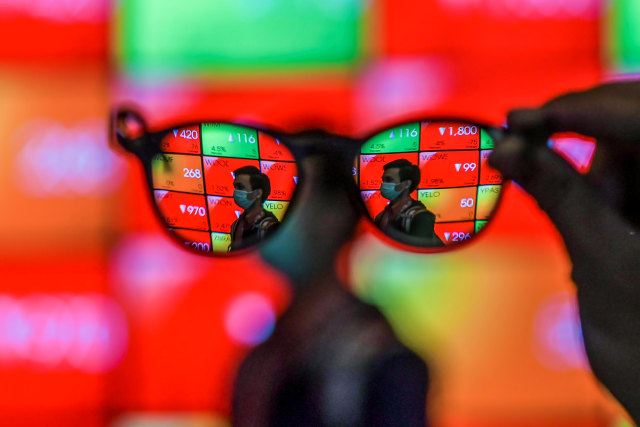LIPI: 39,4% Bisnis di Indonesia Gulung Tikar Akibat Pandemi Corona (59907)