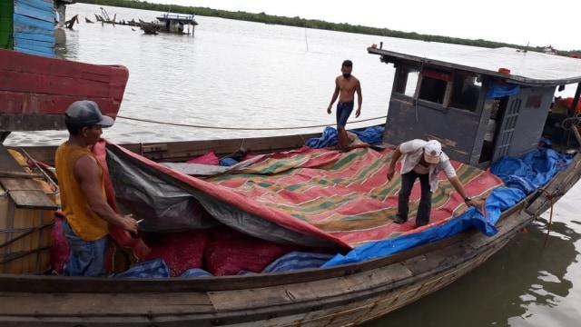 Bea Cukai sita bawang merah asal Thailand