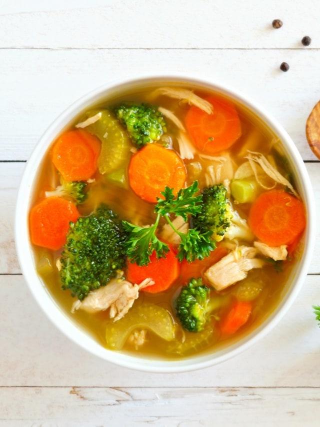 23 Variasi Sup yang Sehat dan Cocok Jadi Menu Sahur Anak (266318)