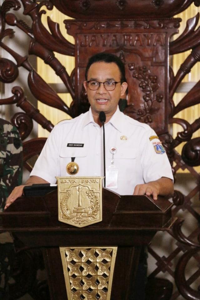 Anies Jelaskan Alasan Terbitkan Kepgub untuk Reklamasi Ancol  (25172)