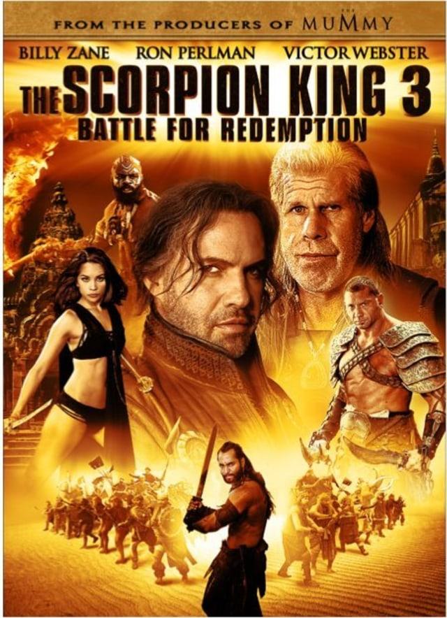 Sinopsis Film The Scorpion King 3, Tayang Malam Ini di Big Movies GTV (329926)
