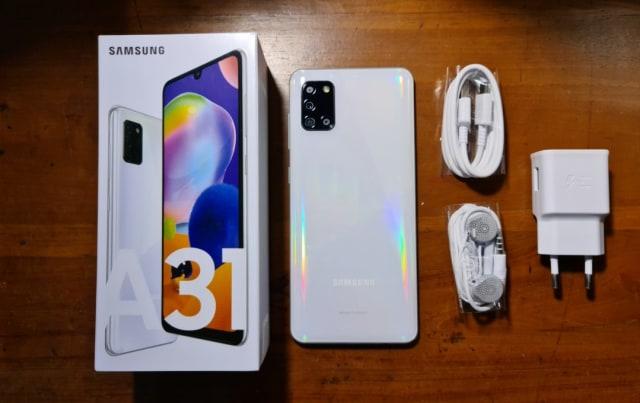 Review Samsung Galaxy A31: Kamera Banyak, Bagaimana Kualitasnya? (73640)
