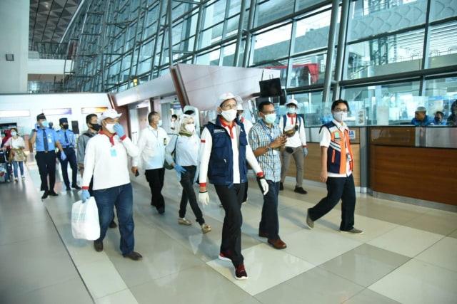 Kabar Baik: Tarif Rapid Test dan Swab Test di Bandara Soekarno-Hatta Turun (131063)