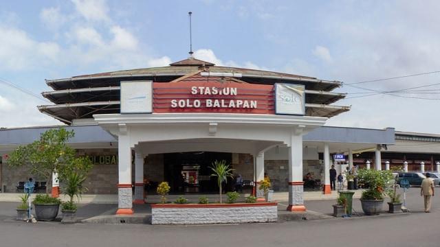 Sejarah Stasiun Balapan di Solo yang Jadi Salah Satu Lagu Hits Didi Kempot (46378)