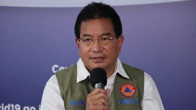 Prof Wiku Adisasmito