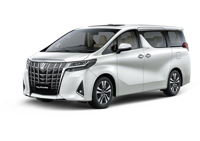 Trumpchi GM8, Kembaran Toyota Alphard dari China yang Punya Harga Murah (214998)
