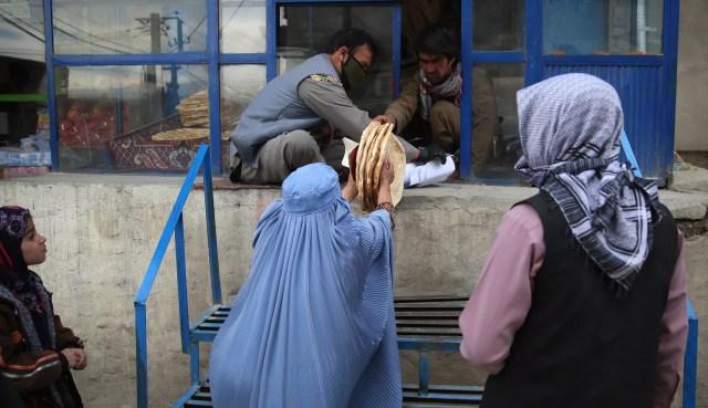 500 Ton Bantuan WHO untuk Afghanistan Tidak Bisa Terkirim (141994)