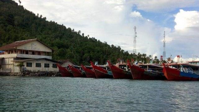 Sosok Dedek Ardiansyah, 'Komandan' Penjaga Laut Natuna Utara (382222)