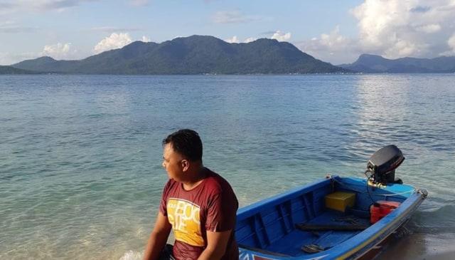 Sosok Dedek Ardiansyah, 'Komandan' Penjaga Laut Natuna Utara (382224)