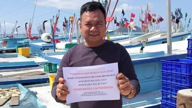 Sosok Dedek Ardiansyah, 'Komandan' Penjaga Laut Natuna Utara (382225)