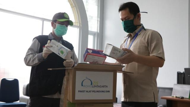 Menggeser Ibadah Ritual Kepada Gotong Royong Kala Pandemi (30288)