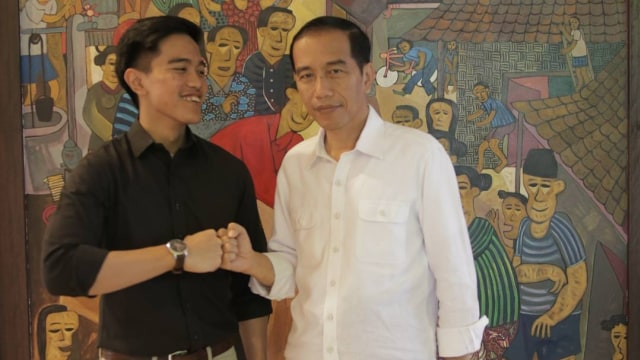 Kelakar Kaesang: Di-mention Jokowi di Twitter, tapi Tak Ada Fotonya (78689)