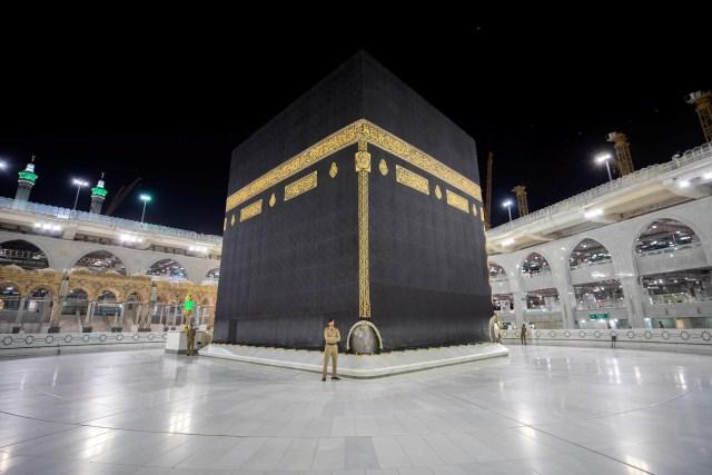 Jemaah Haji 2020: 70 Persen WN Asing, 30 Persen WN Arab Saudi (279783)