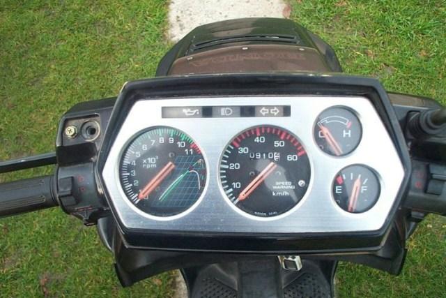 Bukan Matik, Nenek Moyang Honda BeAT Ternyata Motor 2-Tak (17940)