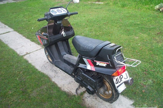 Bukan Matik, Nenek Moyang Honda BeAT Ternyata Motor 2-Tak (17939)