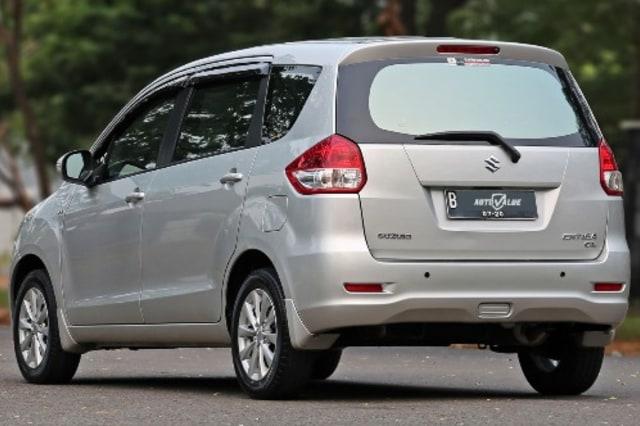 Jelang Lebaran 2020, Stok Suzuki Ertiga Bekas Rp 100 Jutaan Melimpah (8193)