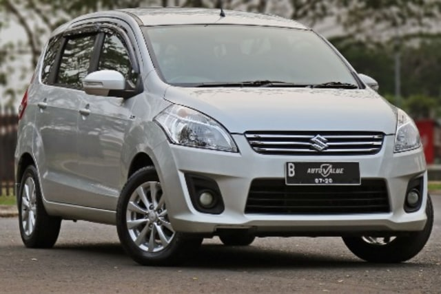 Jelang Lebaran 2020, Stok Suzuki Ertiga Bekas Rp 100 Jutaan Melimpah (8191)