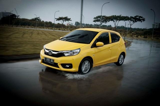 Penjualan Mobil Baru Honda Mulai Menggeliat, Produk Termurah Jadi Andalan  (70667)