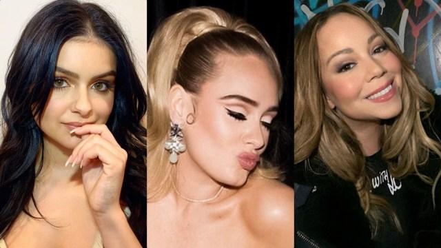 Transformasi 5 Selebriti setelah Diet Ketat, Adele hingga Mariah Carey (34833)