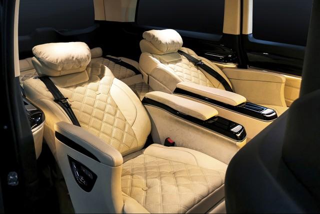 Mercedes-Benz Vito Karya Lombardi Ini Diklaim Bisa Cegah Penularan Virus (43471)