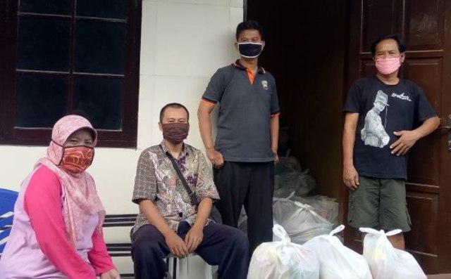 Taman Baca Temon Pandowoharjo Yogyakarta Bergerak Cegah Covid-19 (235306)