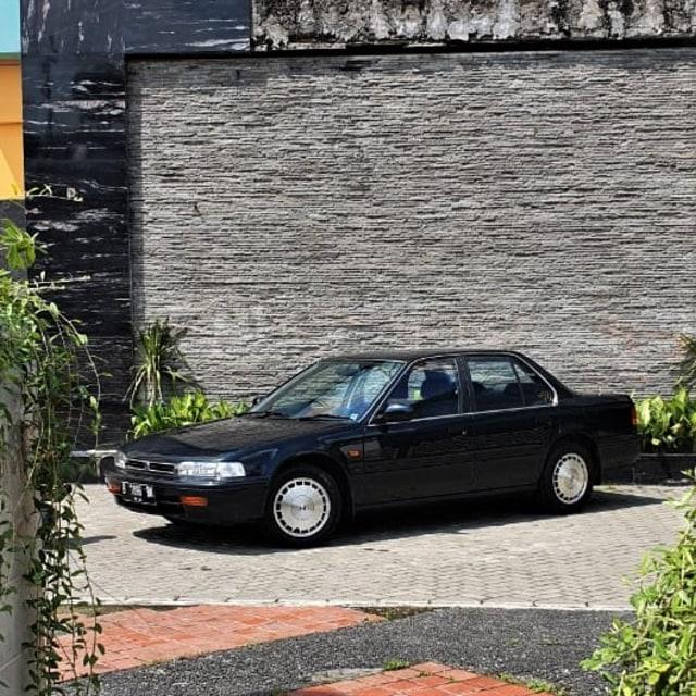 27 Tahun, Honda Accord Maestro 'Mint Condition' Dihargai Rp 190 Juta, Minat? (129141)