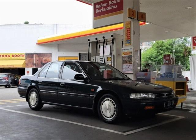 27 Tahun, Honda Accord Maestro 'Mint Condition' Dihargai Rp 190 Juta, Minat? (129142)