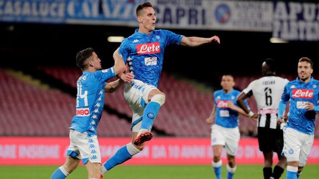 Rumor Transfer: PSG dan Napoli Berebut Mauro Icardi (1264410)