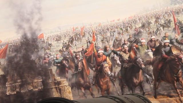 Napak Tilas Jejak Kejayaan Imperium Usmani (60375)