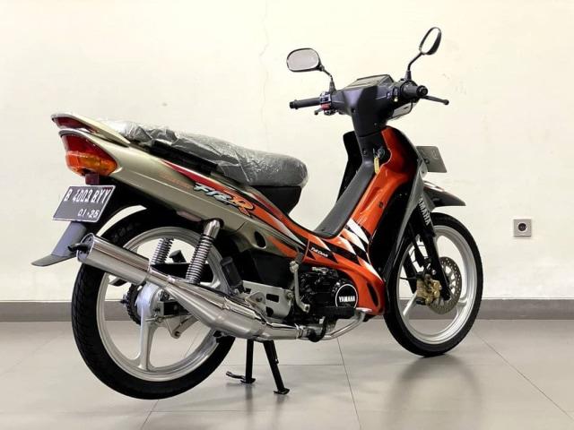 Makin Meroket, Yamaha F1ZR Millenium 2002 Seharga NMax Bekas, Apa Istimewanya? (8218)