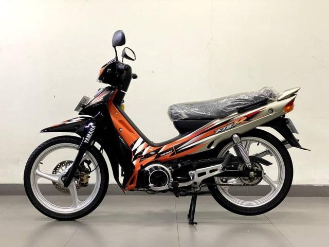 Makin Meroket, Yamaha F1ZR Millenium 2002 Seharga NMax Bekas, Apa Istimewanya? (8217)