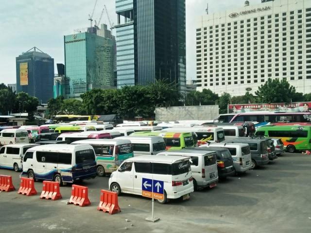 Pengusaha Bus Soal Ancaman Angkutan Liar saat Periode Mudik Dilarang (37686)