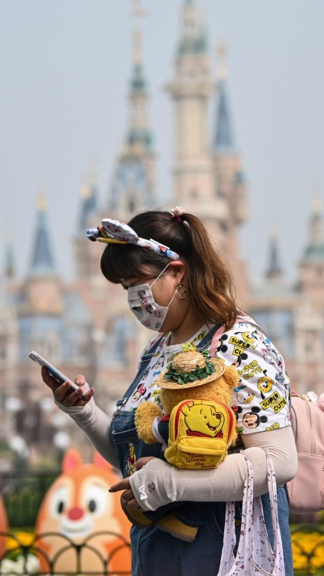Disneyland California Buka Lagi 1 April, Jumlah Pengunjung Dibatasi (258640)