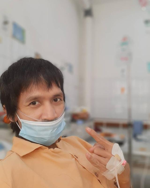 Sebelum Meninggal, Stan Isakh Sempat Dirawat di Ruang Isolasi Rumah Sakit (728128)