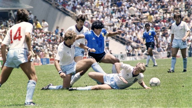 Bagi Cannavaro, Pemain yang Terbaik itu Maradona, bukan Messi (99700)