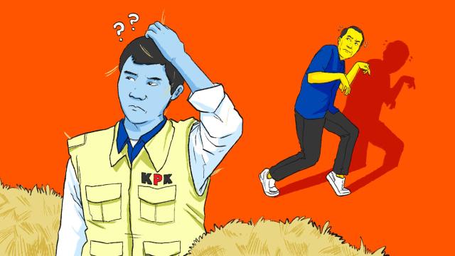 Nawawi Bicara Kendala KPK Tangkap Harun Masiku: Tim OTT Tak Masuk Satgas Pemburu (6018)