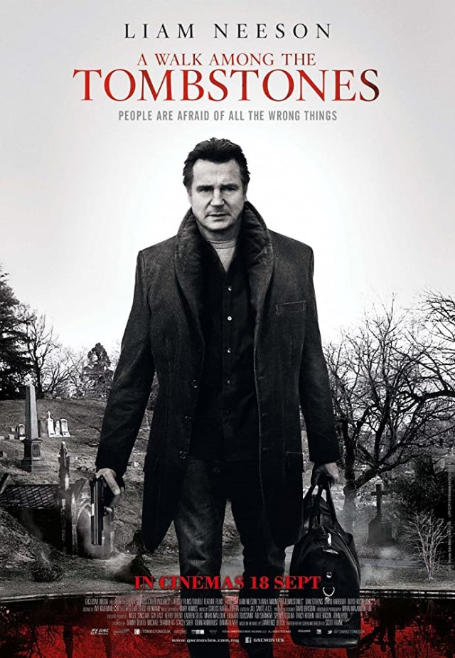 Sinopsis Film A Walk Among the Tombstones, Tayang Malam Ini di Bioskop Trans TV (740490)