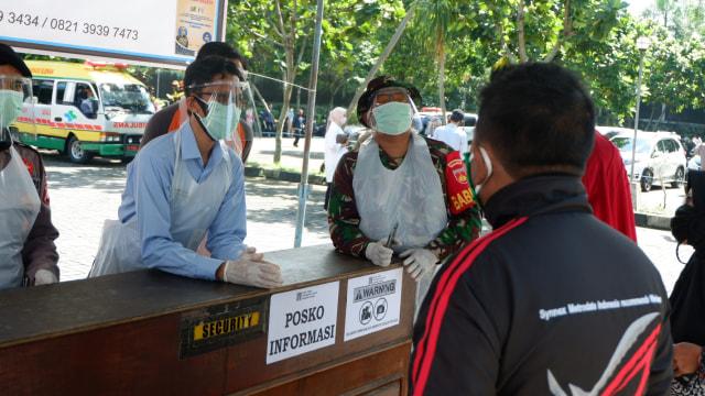 Penularan Corona Menurun, Kini Tak Ada Kecamatan Zona Merah di Sleman (250450)