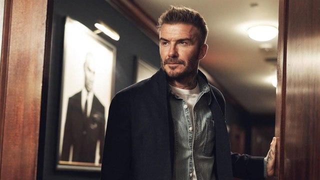 David Beckham Berurusan dengan Polisi Gegara Ulah Anak (23825)