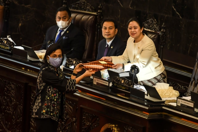 Surat Presiden Dibacakan DPR, Tax Amnesty Jilid II dan PPN Sembako Siap Dibahas!