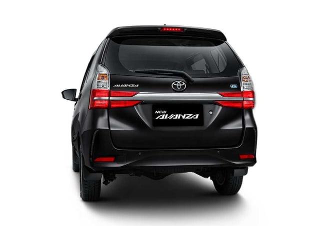 Bedah Toyota Avanza 1.3 G Manual, Varian Paling Banyak Dibeli (742245)