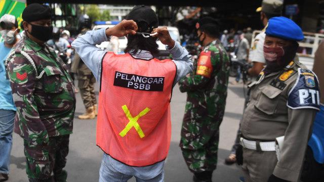 Wagub DKI: Denda Progresif Pelanggaran PSBB Perlu, Akan Dibahas Lagi dengan DPRD (275555)