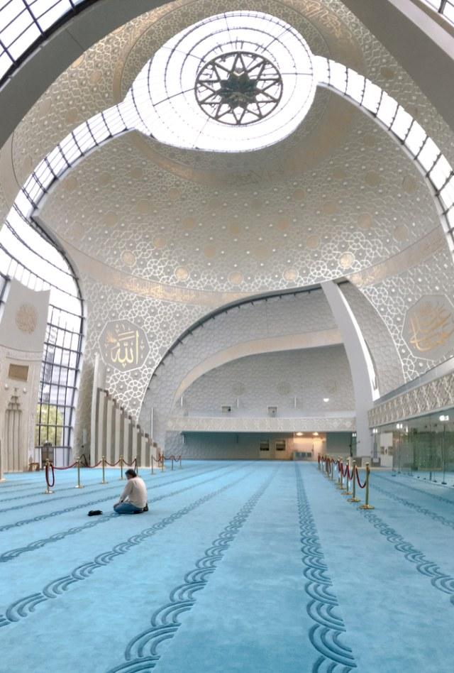 Megahnya Masjid Koln, Masjid Terbesar dan Termegah di Eropa (1094603)