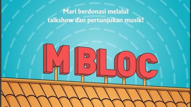M Bloc Gelar Pekan Kreatif di Saat Sulit Vol. 2 Bareng Hindia sampai Jason Ranti (871609)